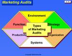 marketing audits