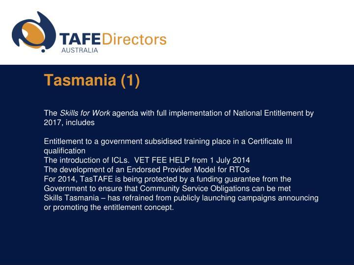 Tasmania (1)