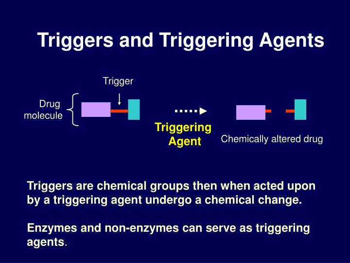 Triggers and Triggering Agents