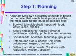 step 1 planning3