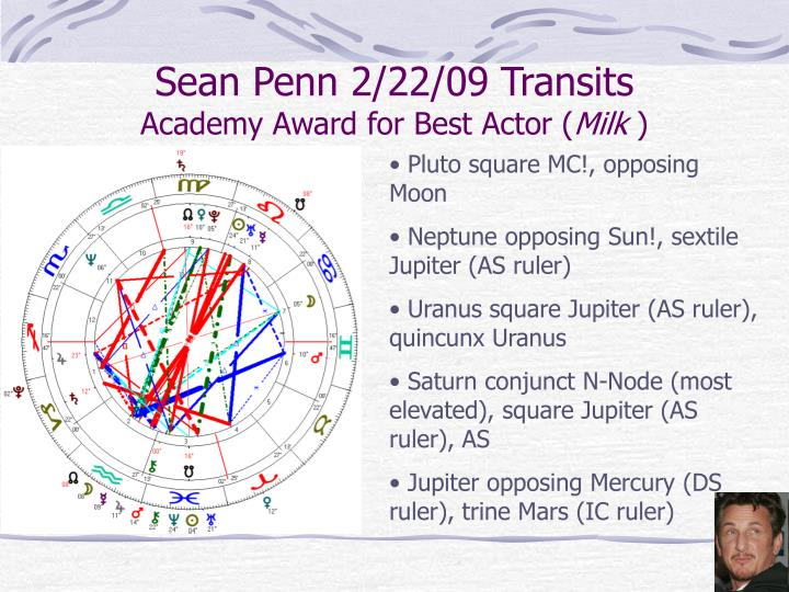 Sean Penn 2/22/09 Transits