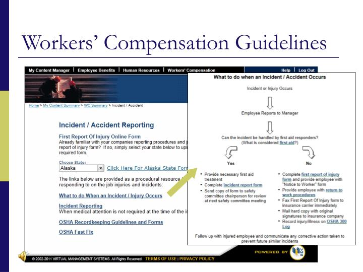 Workers' Compensation Guidelines