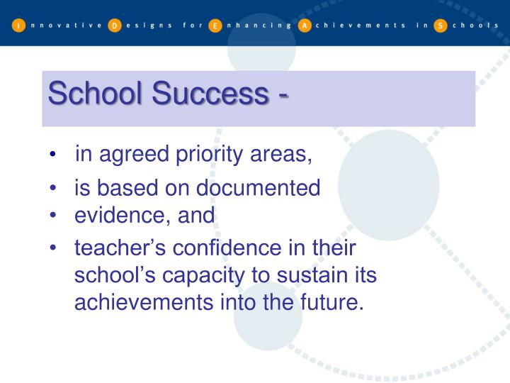 School Success -
