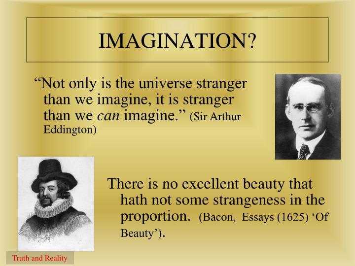 IMAGINATION?