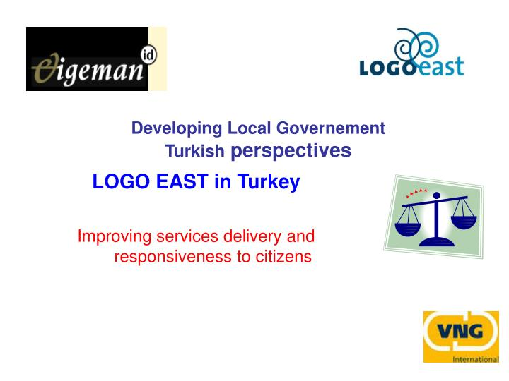 Developing local governement turkish perspectives1