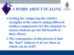 a word about scaling2