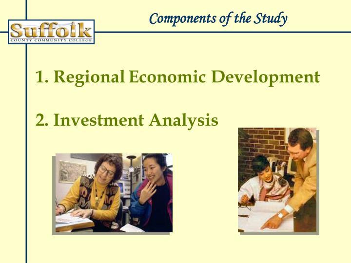 1. Regional