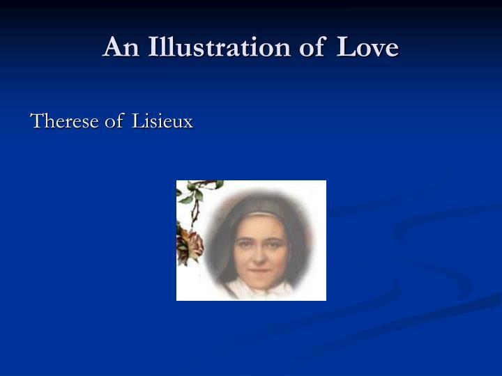 An Illustration of Love
