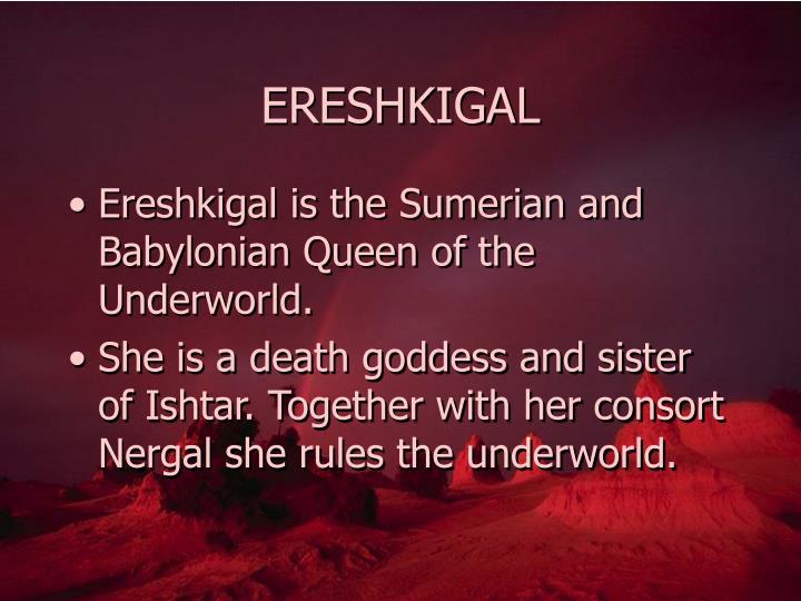 ERESHKIGAL