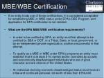 mbe wbe certification2