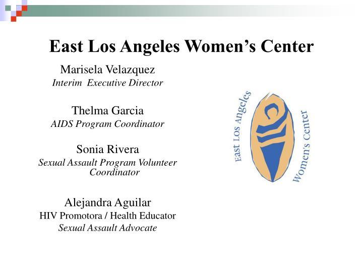 East los angeles women s center1