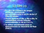 lt cd4
