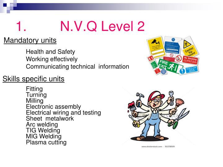 1.N.V.Q Level 2