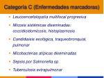 categor a c enfermedades marcadoras1