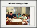 understanding games