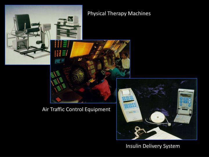 Physical Therapy Machines