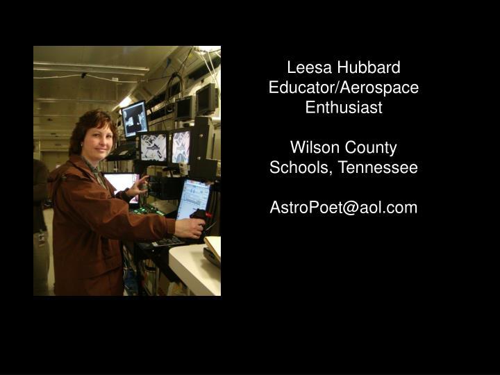Leesa Hubbard