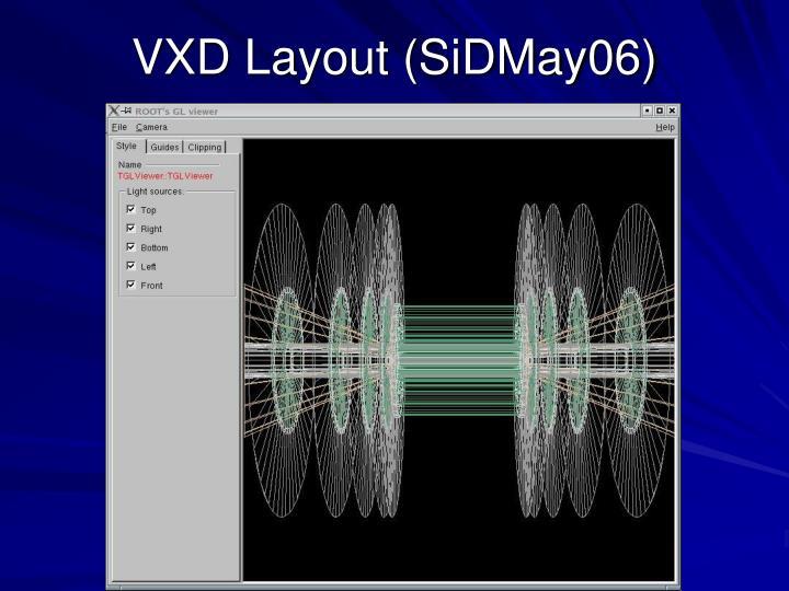 Vxd layout sidmay06