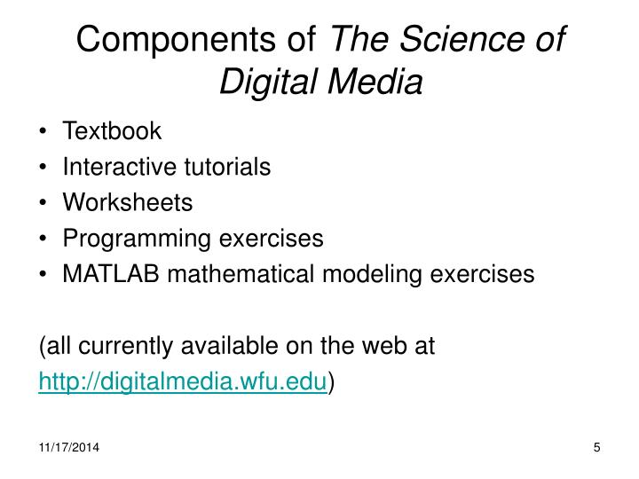 Components of