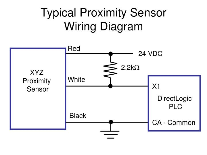 ppt typical proximity sensor wiring diagram powerpoint rh slideserve com inductive proximity sensor wiring diagram capacitive proximity sensor wiring diagram