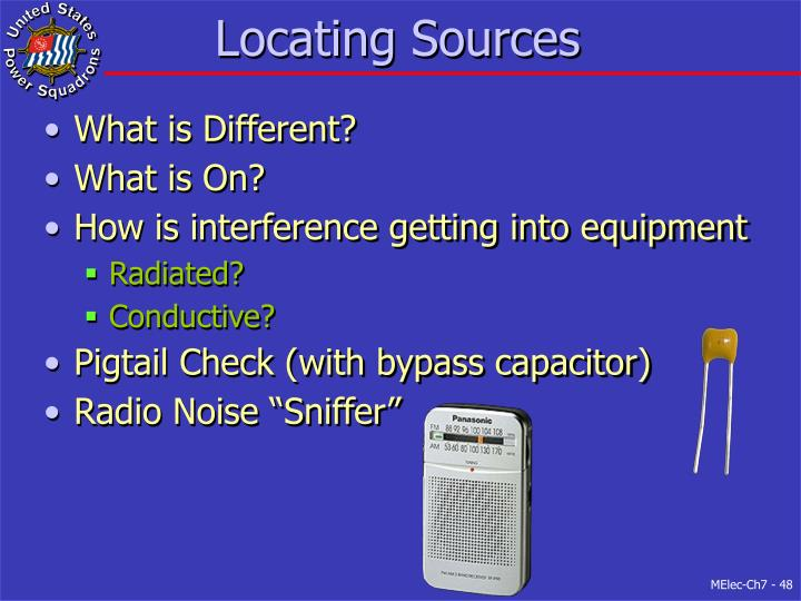Locating Sources