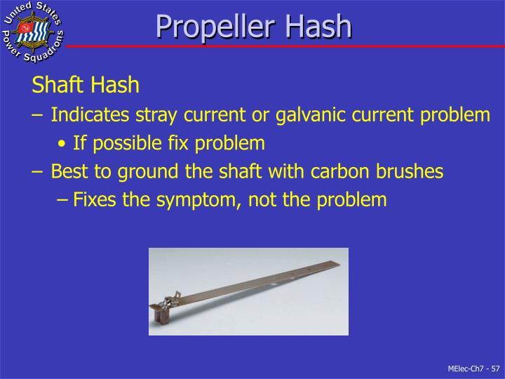 Propeller Hash
