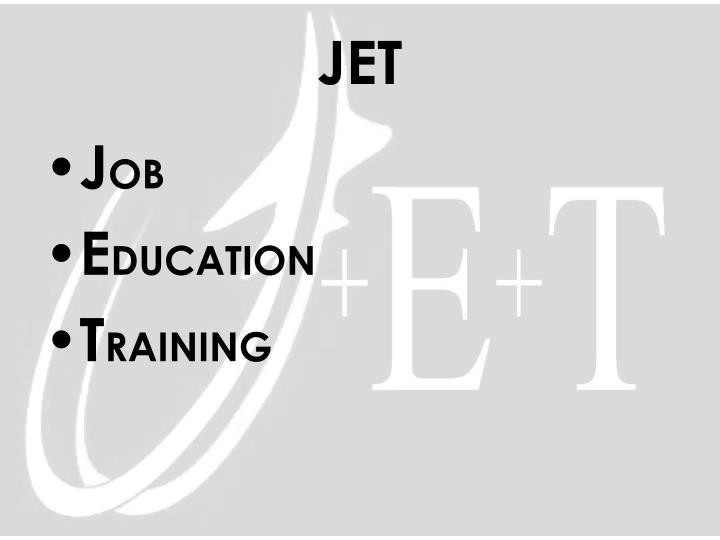 Jet programme