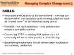 managing complex change cont2