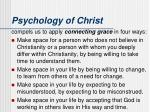 psychology of christ2