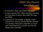 dma use source learnthat com