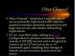 fiber channel