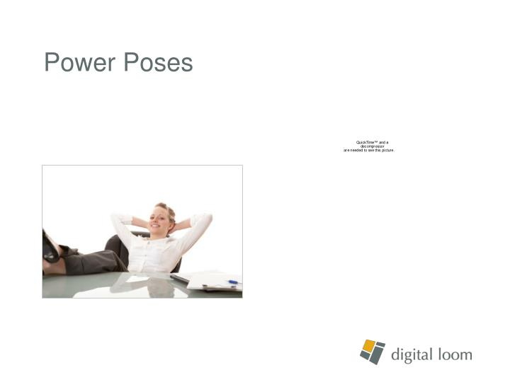 Power Poses