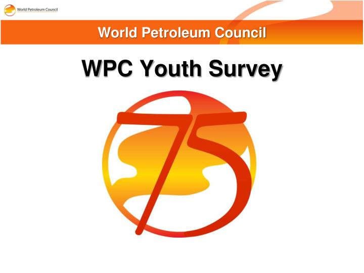 Wpc youth survey