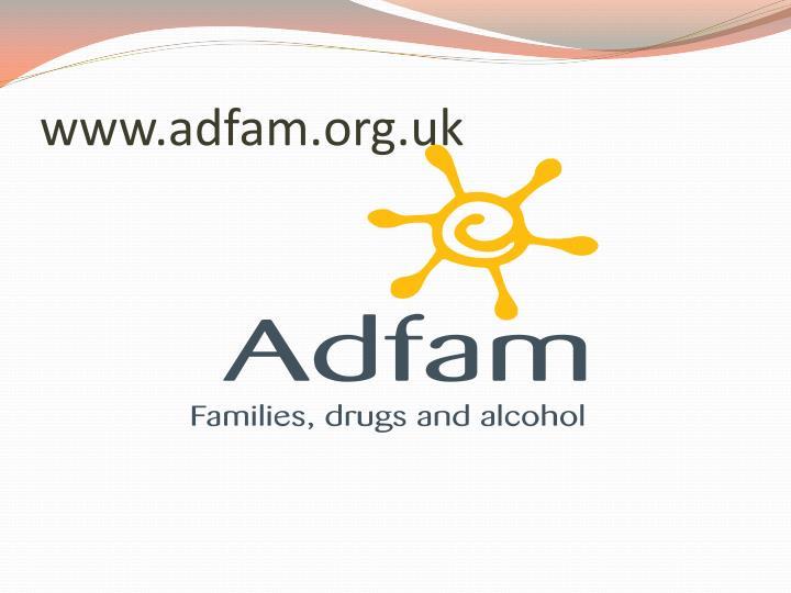 www.adfam.org.uk