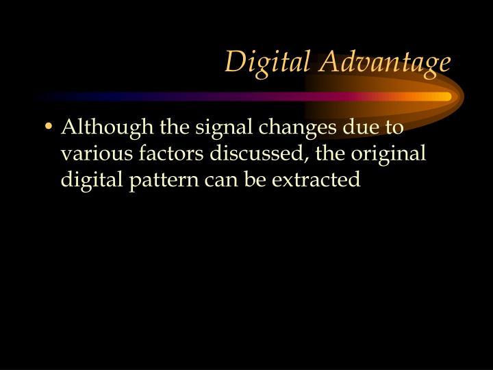 Digital Advantage