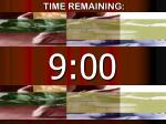 time remaining6