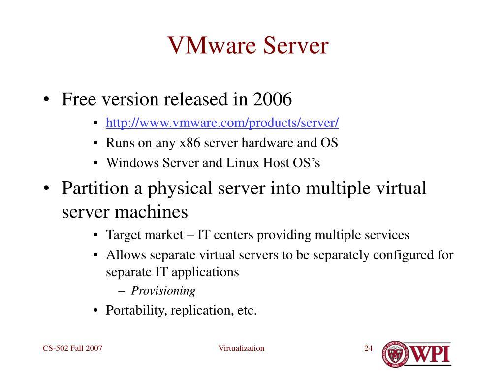 PPT - Virtualization PowerPoint Presentation - ID:6730151