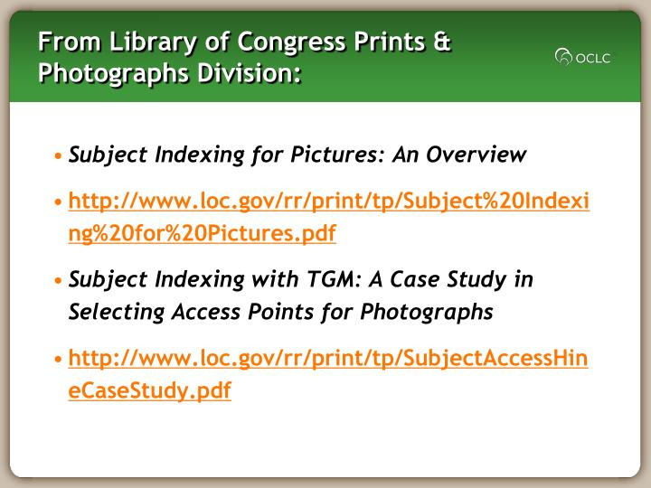 From Library of Congress Prints & Photographs Division: