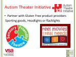 autism theater initiative
