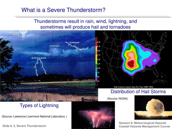 What is a Severe Thunderstorm?