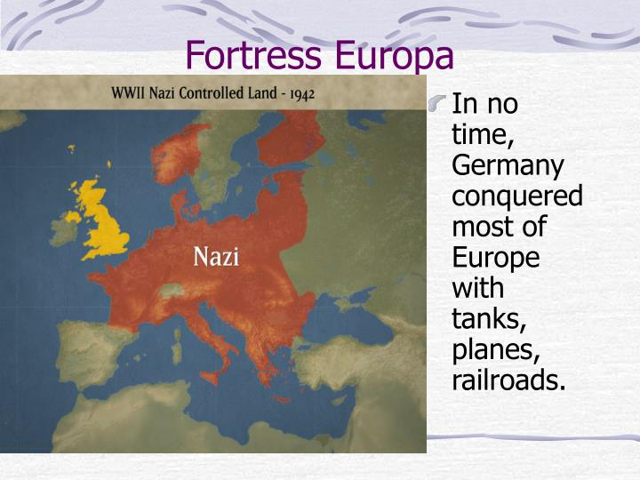 Fortress Europa