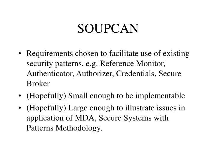 SOUPCAN