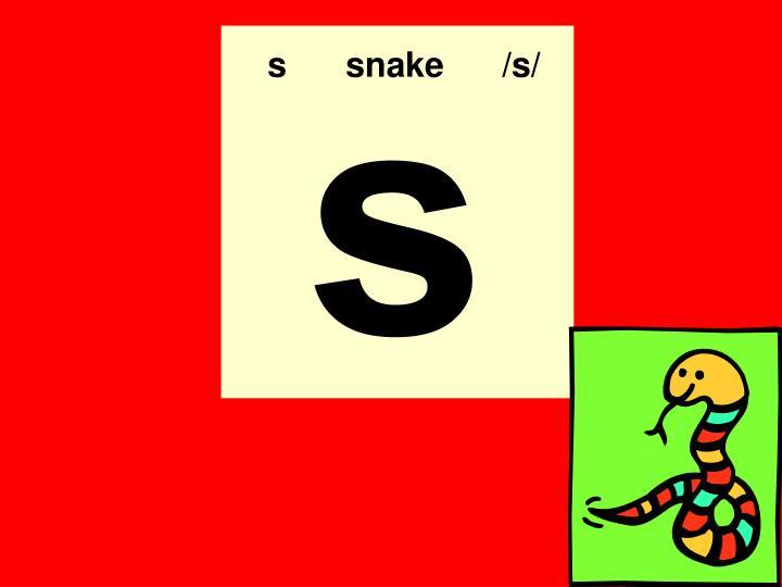 ssnake/s/