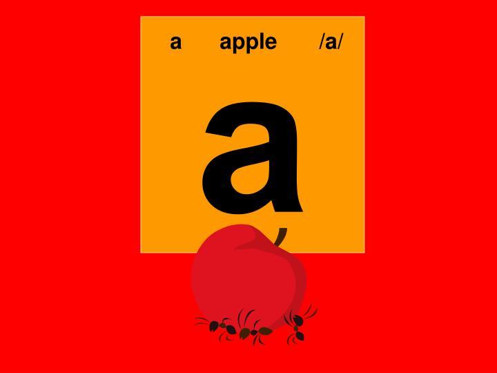 Aapple/a/