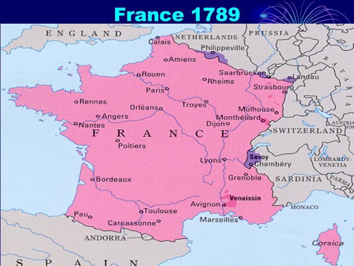 France 1789