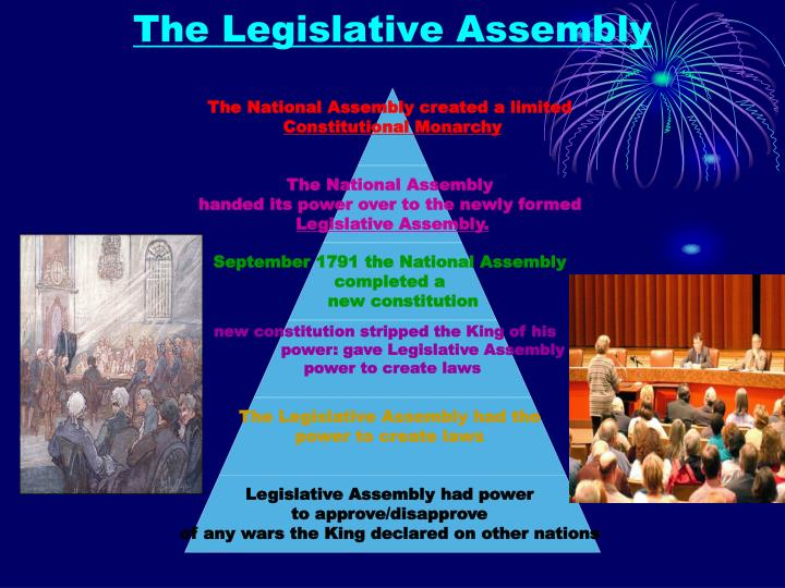 The National Assembly created a limited