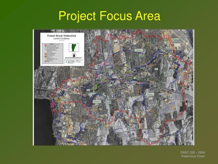 Project Focus Area