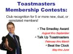 toastmasters membership contests1
