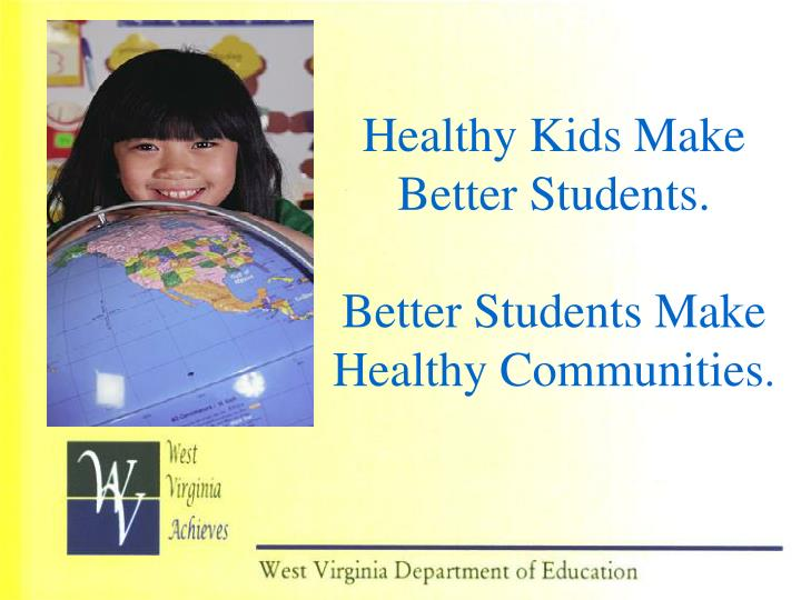 Healthy Kids Make