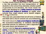aid to religious schools